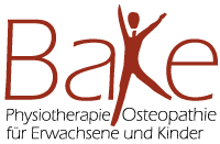 Physiotherapie Osteopathie Bake Logo